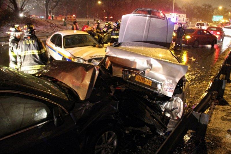 Deadly MVA on Belt Parkway